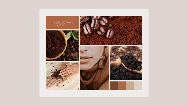 Peeling aus Kaffe - Kaffeesatzpeeling | Nachhaltigkeit im Alltag - Zero Waste - Plastikfrei leben